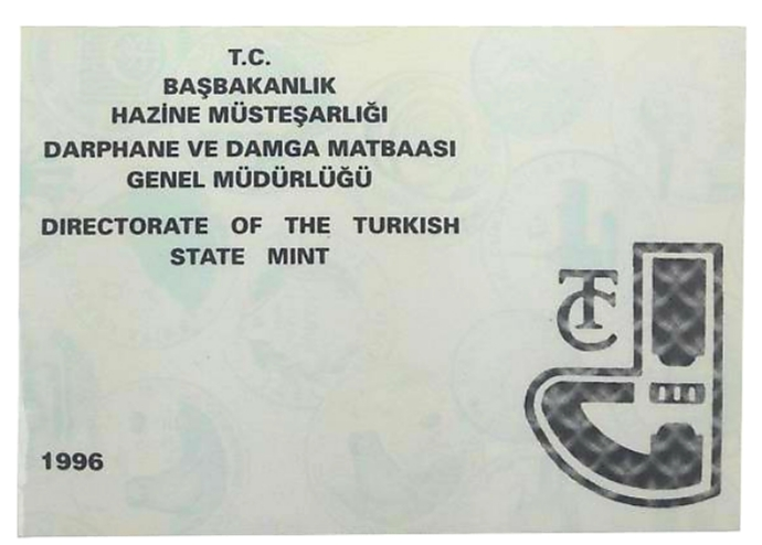 1996 DARPHANE SETİ
