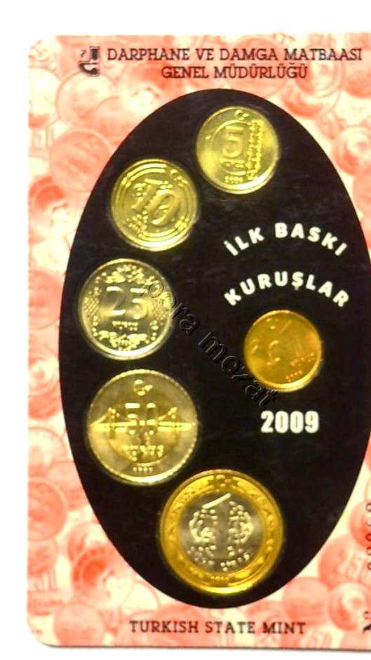 2009 DARPHANE SETİ ARKA YÜZÜ