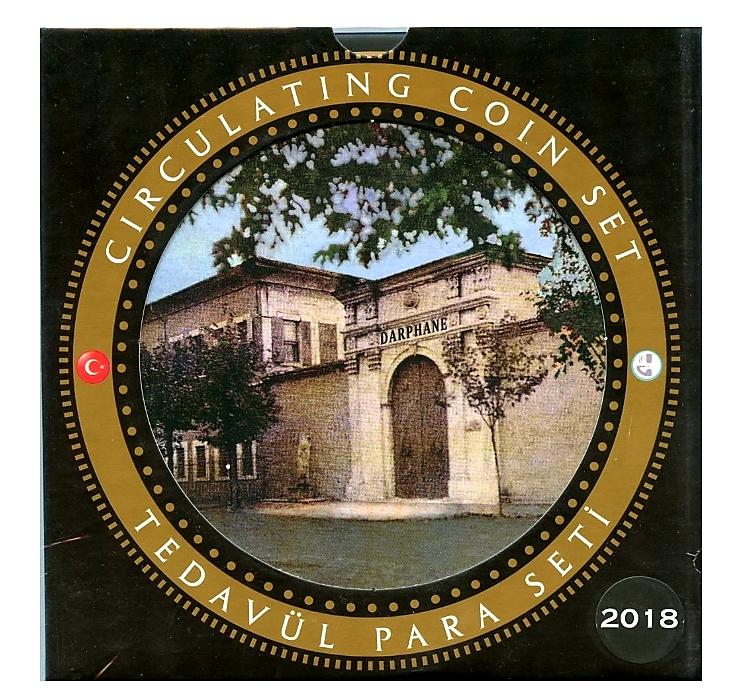 2018 DARPHANE SETİ