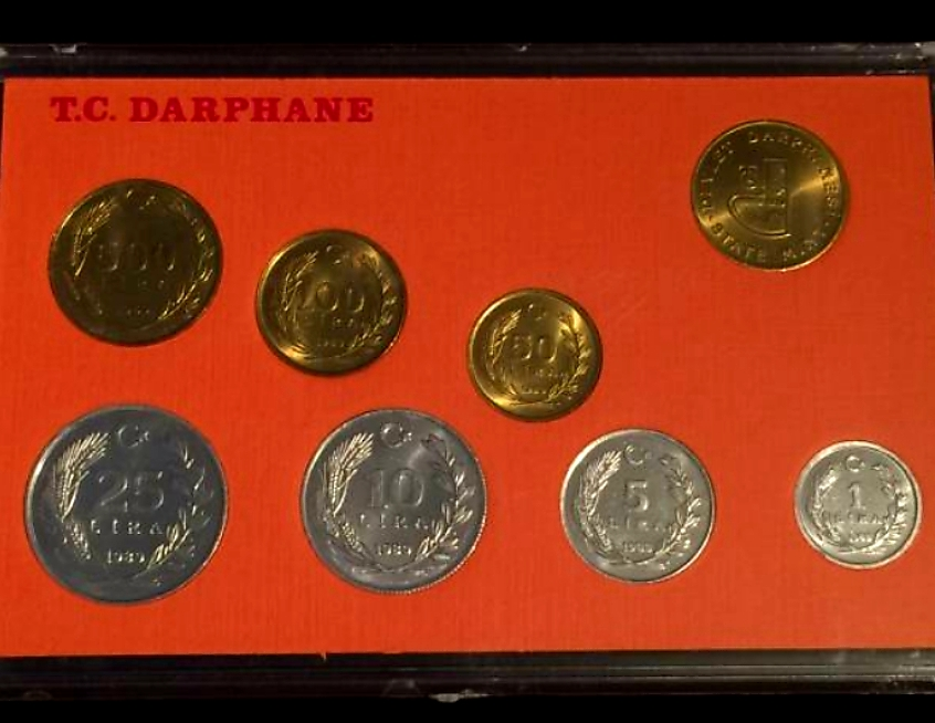 1989 DARPHANE SETİ
